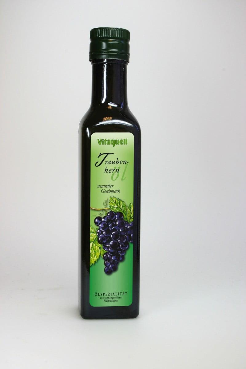 Vitaquell Ulei Presat la Rece din Seminte de Struguri - 250ml