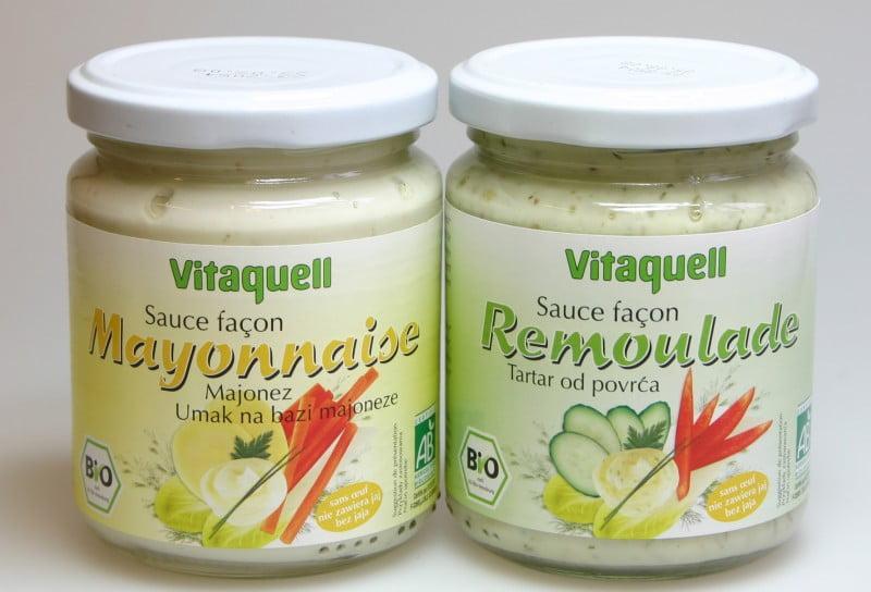 BIO Vitaquell Sos Remulat Dietetic Fara Ou - 250ml