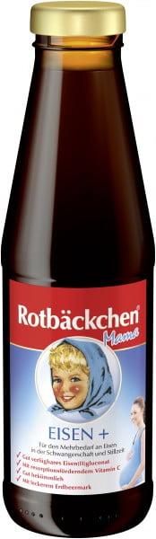 Suc FIER MAMA PLUS – ROTBACKCHEN - sticla 450ml