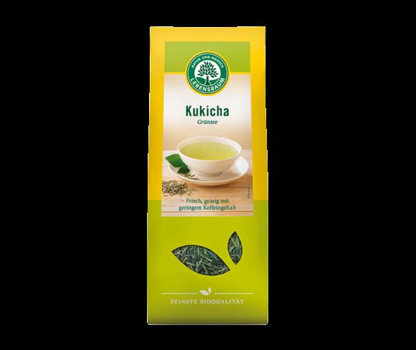 Ceai verde Kuki-cha BIO - LEBENSBAUM - 75g