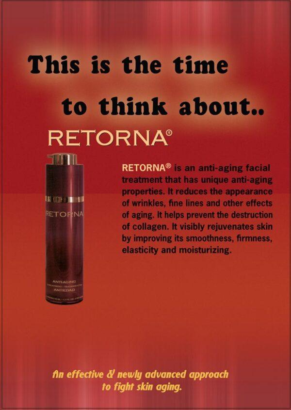 RETORNA Antiedad - crema 50ml. Poza 5663