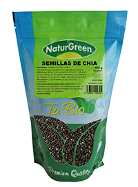 Seminte de Chia, ecologica - Bio NaturGreen - 225g. Poza 5682