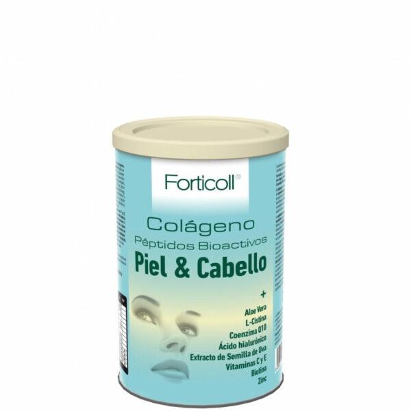 Colagen Bioactiv FORTICOLL® Piele & Par – Cutie cu 270g pulbere solubila