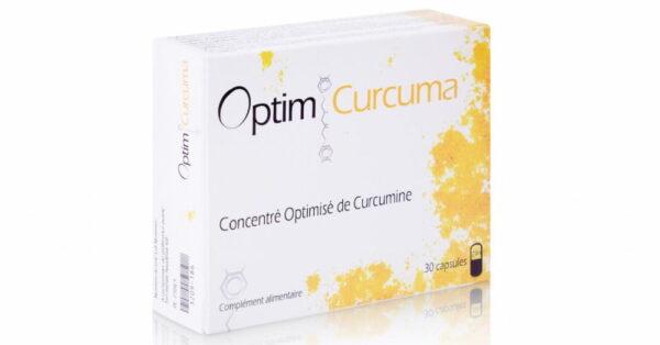 OPTIM CURCUMA (Curcumin LONGVIDA) - 45 capsule de 400mg