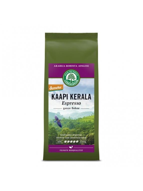 Cafea boabe Espresso KAAPI KERALA  - BIO LEBENSBAUM - 250g. Poza 5939