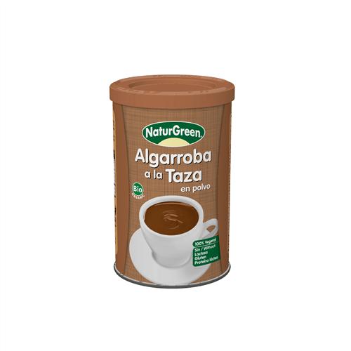 Ciocolata Calda vegana instant din Roscove Bio NaturGreen - cutie 250g. Poza 5975