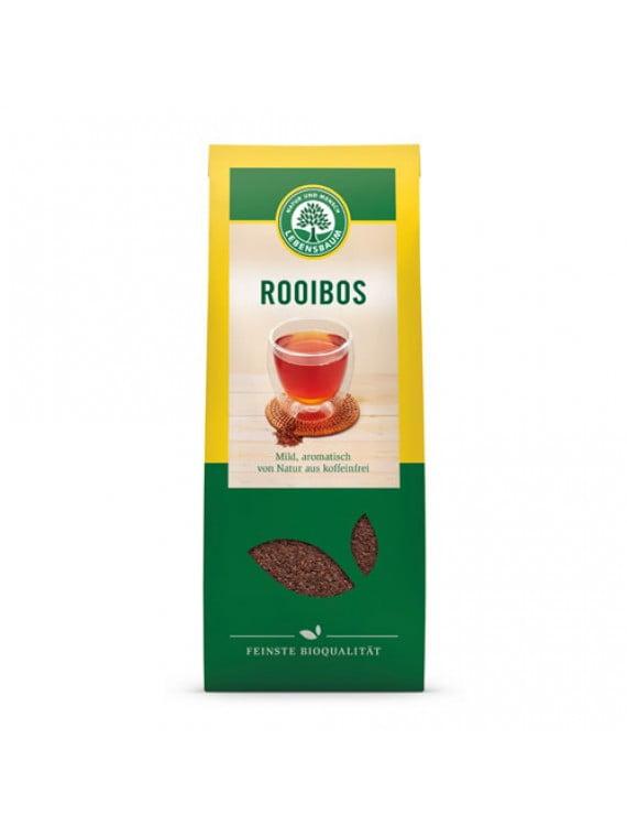 Frunze de Ceai African Rooibos Pur BIO - LEBENSBAUM - 100g. Poza 5997