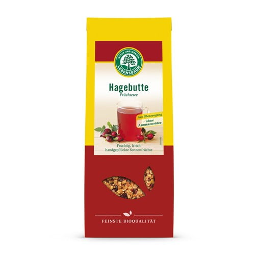 Ceai de Macese BIO - LEBENSBAUM - 100g. Poza 6002