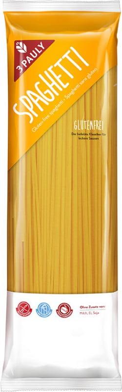 Spaghete din Porumb Fara Gluten, Lactoza si Fructoza  - 3 PAULY - 500g. Poza 6026