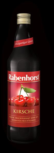 Nectar din Visine Bio - RABENHORST  - 750 ml. Poza 6082