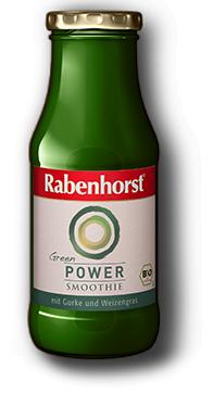 Green Smoothie POWER cu Iarba de Grau, Castravete si Spirulina, Ecologic - Bio RABENHORST - 240ml. Poza 6102