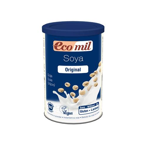 Lapte Praf din Soia BIO EcoMil - 400g. Poza 6118