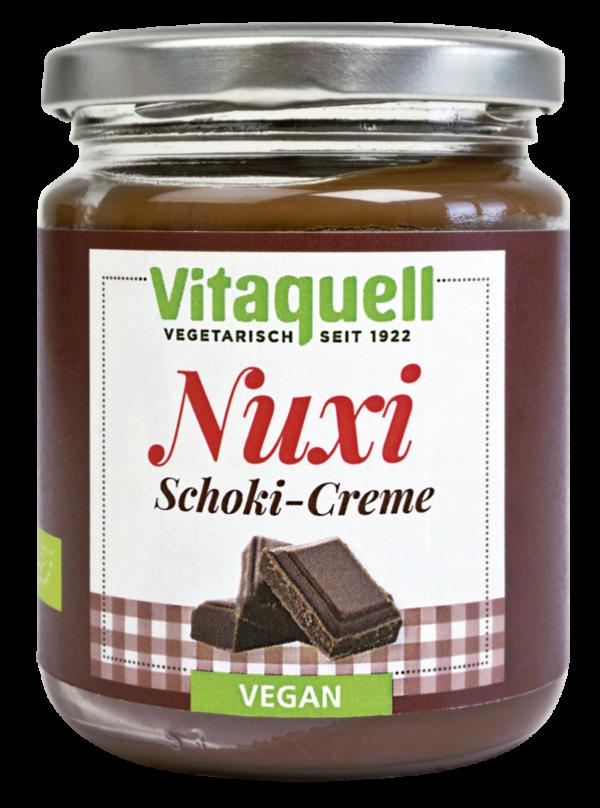 Crema de Ciocolata cu Cacao NUXI Bio - VITAQUELL - 250g. Poza 6146