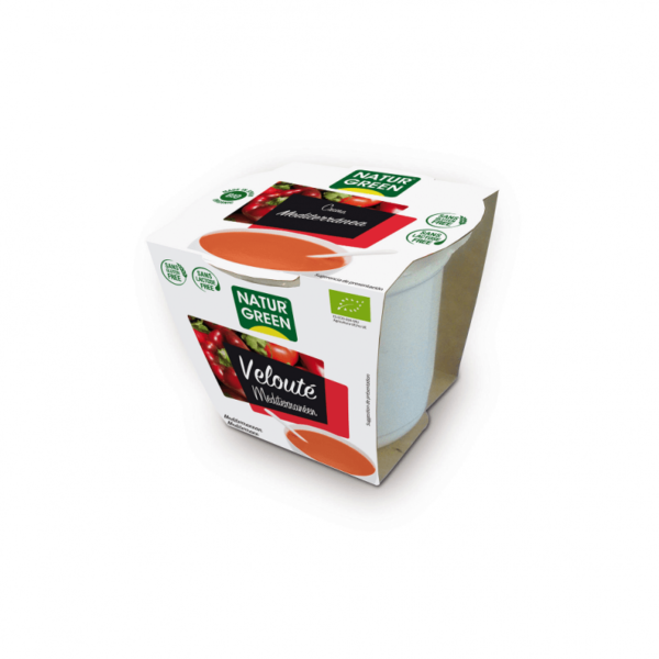 Supa crema Mediteraneeana de Rosii Bio - NaturGreen - 310g