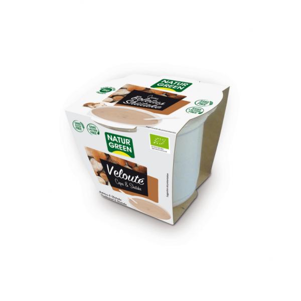 Supa crema Tamariana de Hribi si Shiitake Bio - NaturGreen - 310g