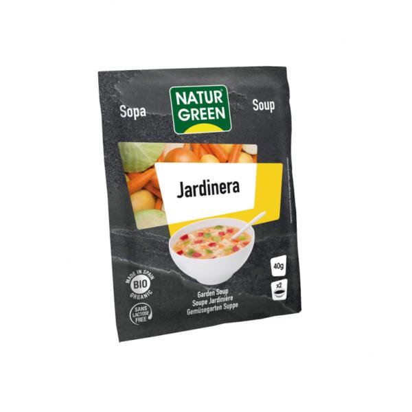Supa cu Legume din Gradina Bio - NaturGreen - 40g