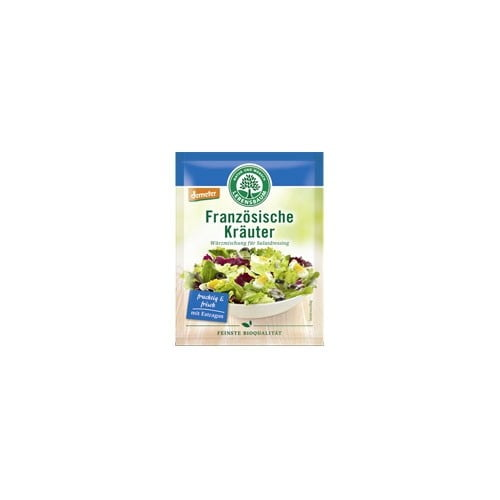 Amestec de Ierburi Franceze pentru Dressingu-uri de Salata, Ecologic BIO Lebensbaum - 15 g. Poza 6274