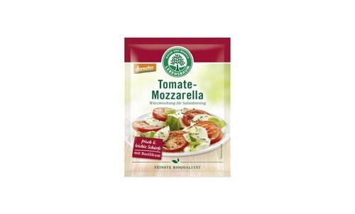 Ierburi Aromatice pentru Dressing-ul salatelor de Rosii cu Mozzarella, Ecologic BIO Lebensbaum - 15 g. Poza 6276