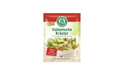 Amestec de Ierburi Italiene pentru Dressing-uri de Salate, Ecologice BIO Lebensbaum -15 g. Poza 6277