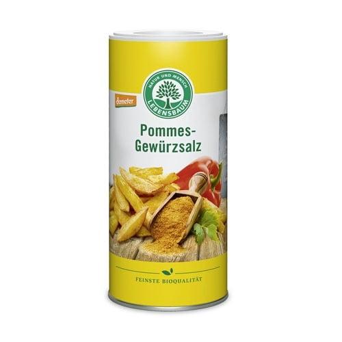 Sare mare condimentata CARTOFI PRAJITI Ecologica, BIO LEBENSBAUM - 200 g. Poza 6354
