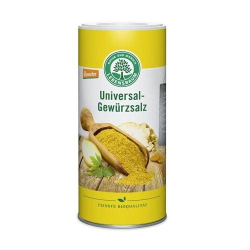Sare mare condimentata UNIVERSAL, Ecologica BIO LEBENSBAUM - 150 g. Poza 6356