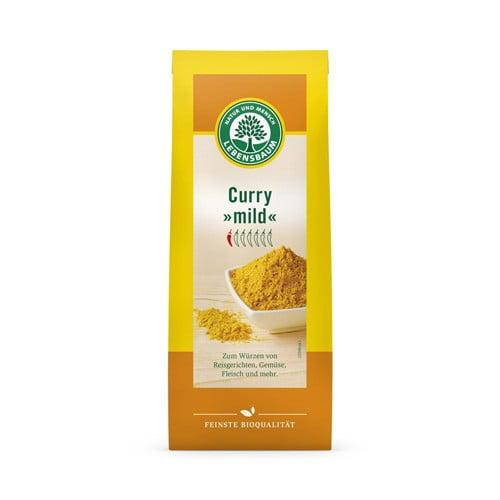 Pulbere de Curry Light Ecologic, BIO LEBENSBAUM - 50 g. Poza 6363
