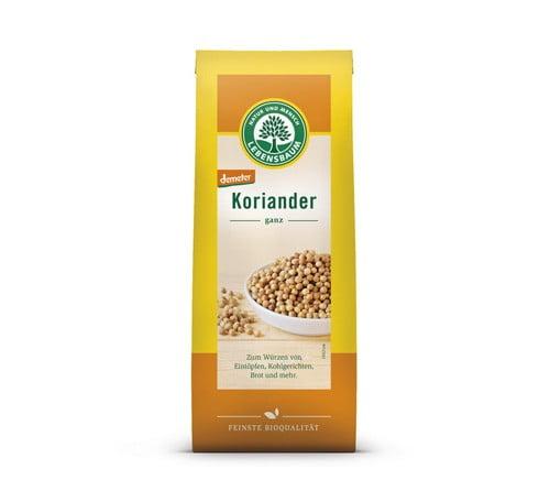 Seminte de Coriandru - BIO KORIANDER GRANZ - BIO LEBENSBAUM 30 g. Poza 6368