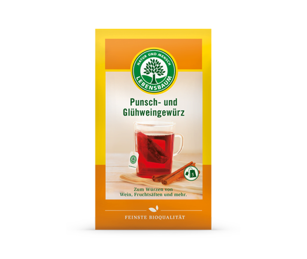 Condimente pentru PUNCH, Ecologic BIO LEBENSBAUM - 5plicuri x2g. Poza 6370