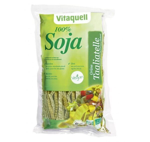 Tagliatelle Verzi de Soia, ecologic BIO Vitaquell. Poza 6410