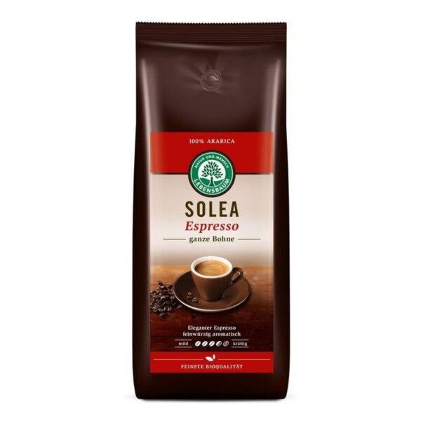 Cafea Boabe Espresso SOLEA Ecologica, BIO LEBENSBAUM -1000 g. Poza 6489