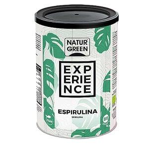 EXPERIENCE - Pulbere din Alga SPIRULINA Ecologica, BIO NaturGreen - cutie 175g. Poza 6494