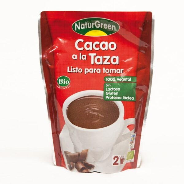 BIO NaturGreen Ciocolata Calda vegana gata de baut, Ecologica  - 330ml. Poza 6556