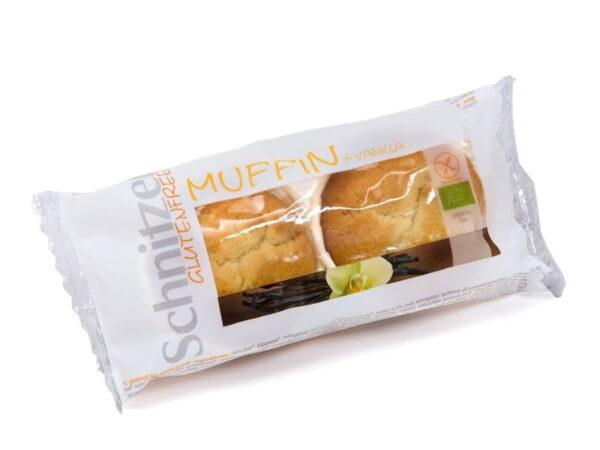 Muffins cu Vanilie Bourbon, Fara Gluten, Ecologice - BIO SCHNITZER - 140g. Poza 6643