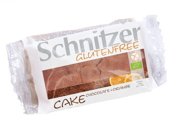 Prajitura cu Ciocolata si Portocale, Fara Gluten, Ecologica - BIO SCHNITZER - 200g. Poza 6647