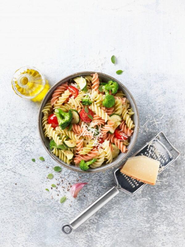 Paste Spirelli Tricolore, Fara Gluten, Ecologice - BIO SCHNITZER - 250g. Poza 6660