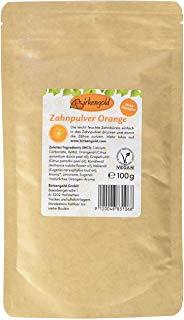 Pasta de Dinti cu Aroma de Portocala - 100% Naturala - BIRKENGOLD - 100 g. Poza 6712