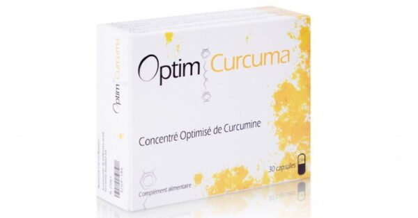 OPTIM CURCUMA (Curcumin LONGVIDA) - 30 capsule de 400mg. Poza 6729