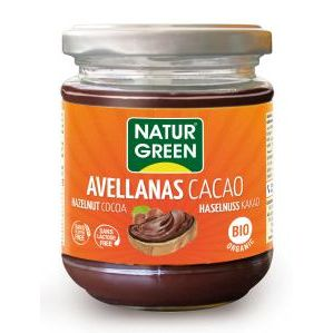 Crema de Alune de Padure si Cacao Bio - NaturGreen - 200g. Poza 6746