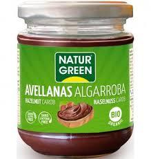Crema de Alune de Padure si Roscove Bio - NaturGreen - 200g. Poza 6747
