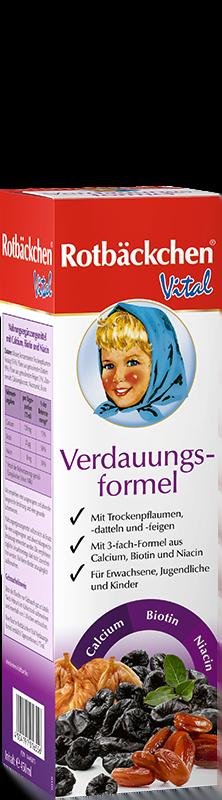 Suc DIGESTIV VITAL FORMULA  - ROTBACKCHEN - 450ml. Poza 6763