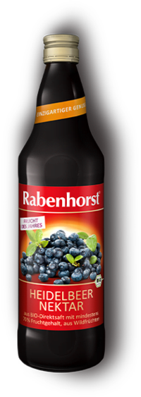 Nectar de AFINE Salbatice , Ecologic - RABENHORST - 750 ml. Poza 6775