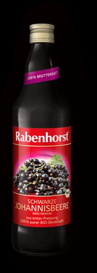 Suc de Coacaze Negre, Ecologic - BIO RABENHORST - 750 ml. Poza 6797