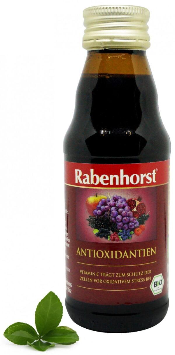 Suc ANTIOXIDANT, Ecologic - RABENHORST - 125 ml.