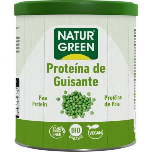 Pulbere de Proteine Vegetale din Mazare Bio NaturGreen - cutie 250g. Poza 6803