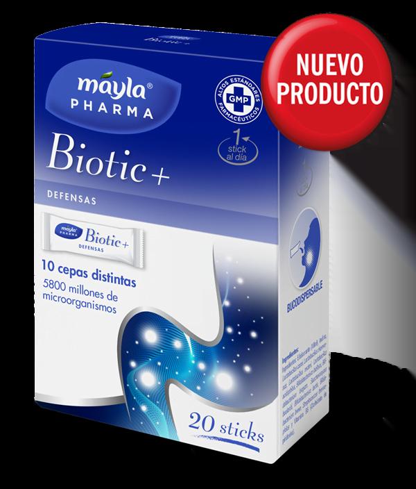 Biotic Plus - Cutie cu 10 plicuri